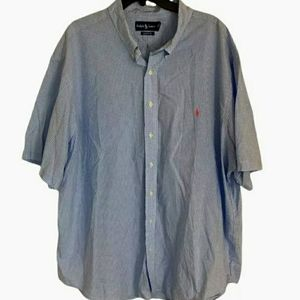 Ralph Lauren Classic Fit Shirt L/S Shirt Mens 3XL